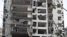 libanon bejrút výbuch
