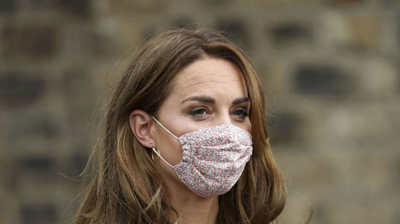 Virus Outbreak Britain Royals