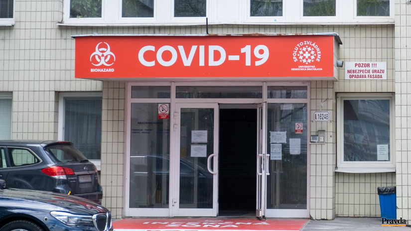 Covid-19, koronavírus, testovanie, zdravotníctvo,