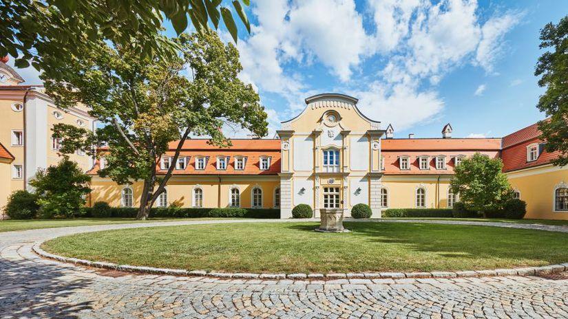 Hotel Château Béla