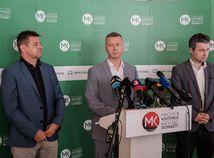 SMK, Most-Híd a hnutie Spolupatričnosť zakladajú spoločnú politickú stranu