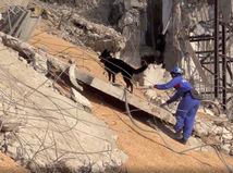 Libanon Bejrút výbuchy obete Rusko pomoc materiálna