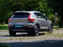 Test: Volvo XC40 T5 Twin Engine - trojvalec sa...