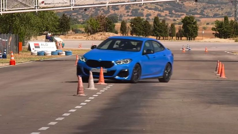 BMW - losi test