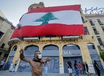 V Libanone padli prvé dve hlavy. Diera po výbuchu je hlboká 43 m