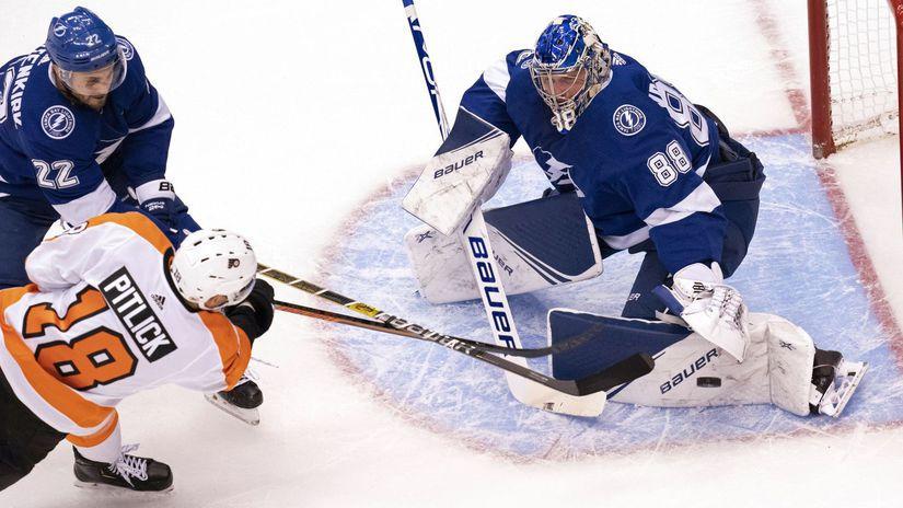 Lightning Flyers Hockey NHL