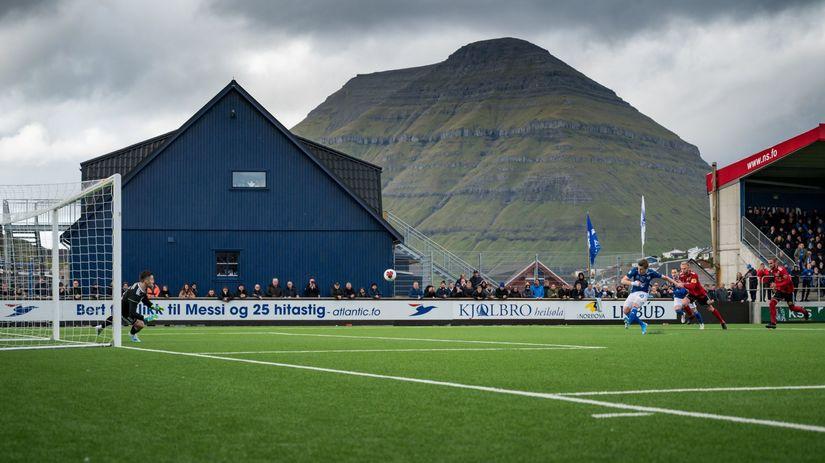 Štadión KÍ Klaksvík