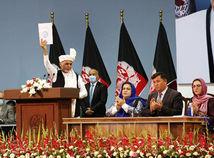 Afganistan / Taliban / Ašraf Ghaní / Lója džirga /