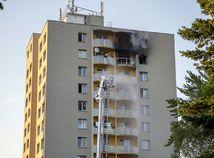 česko požiar bohumín