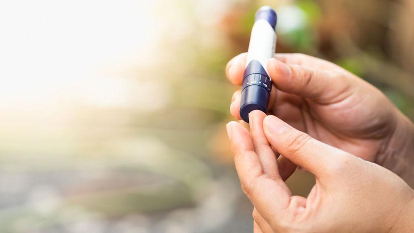 diabetes, cukrovka, glukomer