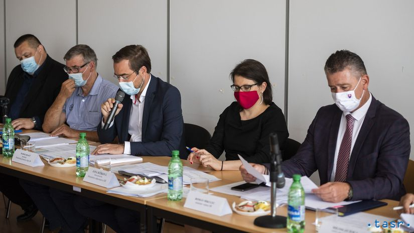 Koronavírus Komisia Pandemická Zasadnutie