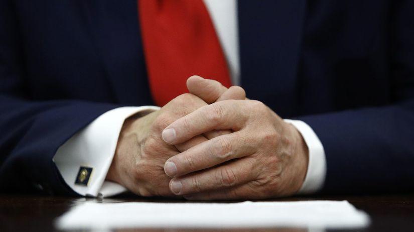 Trump / Oblek / Diplomacia / Diplomat /