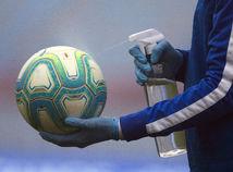 Uruguaj, futbal, koronavírus