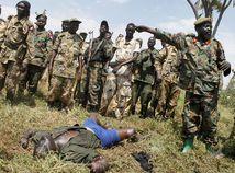 Južný Sudán ozbrojenci útoky obete