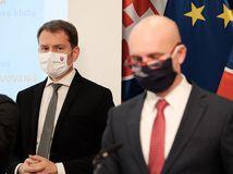 Matovič: Konečné znenie čestného vyhlásenia o bezinfekčnosti žiaka bude mať na starosti Krajčí