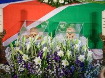 Nemecko Namíbia lebky genocída obete vrátenie