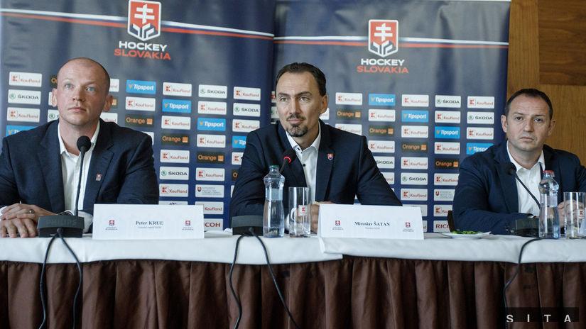 Miroslav Šatan, Peter Kruľ