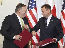 Poľsko, USA, Pompeo, návšteva