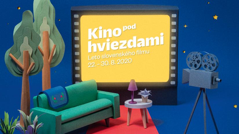 Kino pod hviezdami vizual