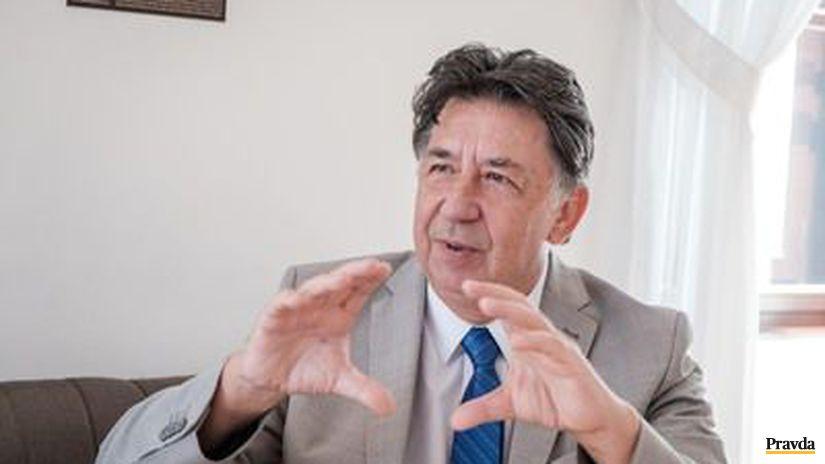 Ján Budaj, minister životného prostredia SR