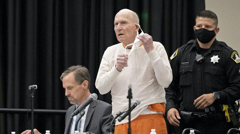 Golden State Killer, Joseph James DeAngelo