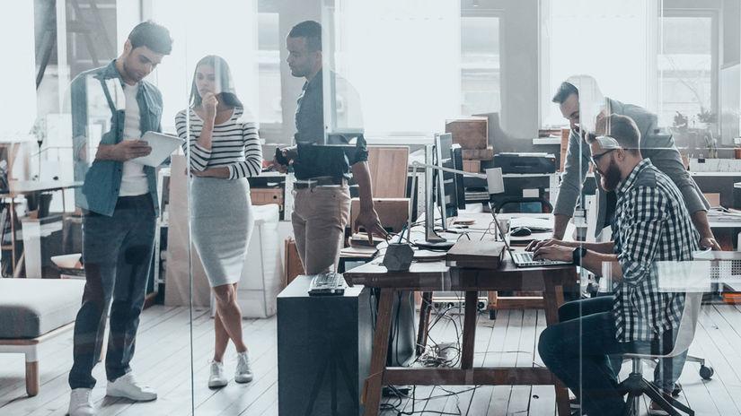práca, zamestnanie, firma, skupina,...