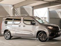 Toyota Proace City Verso 1,5 D-4D - test 2020