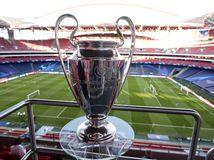 Liga majstrov, trofej