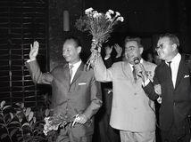 Alexander Dubček, Leonid Brežnev