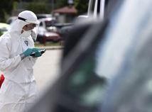 ONLINE: Česko stále láme rekordy, bez rúšok zomrie viac Američanov