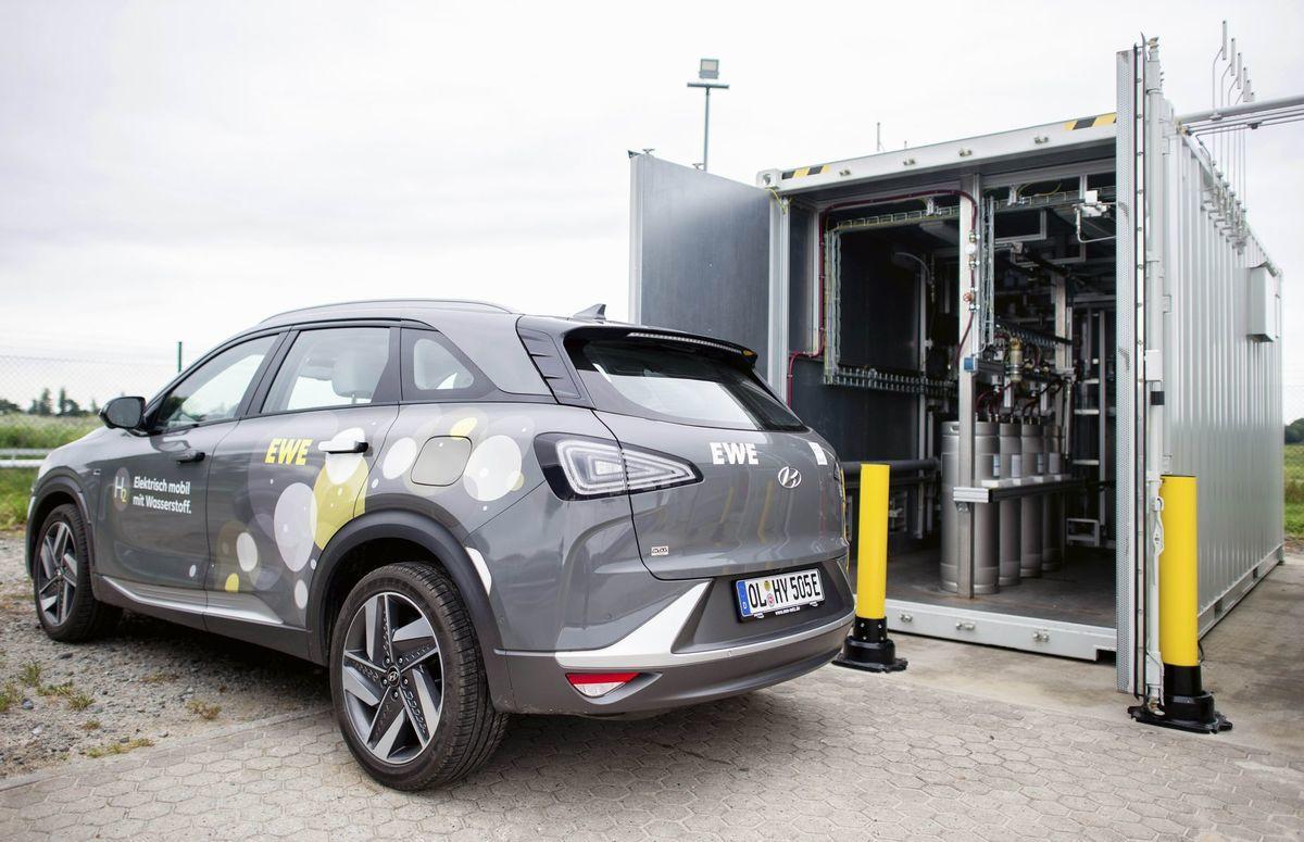 vodík, auto, tankovanie, vodíkový pohon