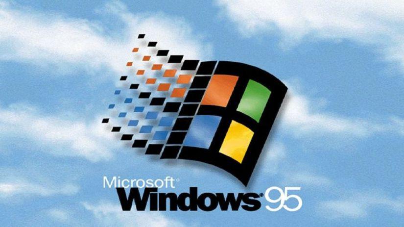 Windows95, microsoft, windows