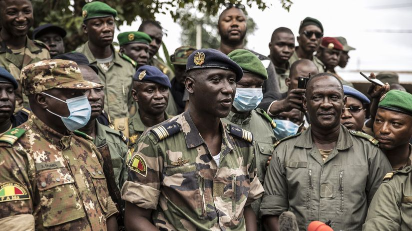 Mali / Afrika / Junta / Prevrat /