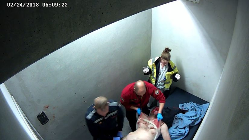 Jozef Chovanec, Charleroi, incident, brutalita,