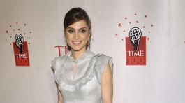 Jordánska kráľovná Rania na akcii magazínu TIME v roku 2006.