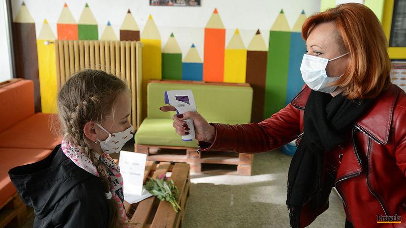 ZS Hroncova Kosice, zakladne skoly, navrat deti...
