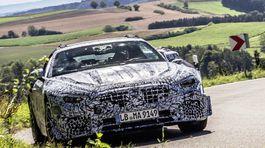 Mercedes-Benz SL - maskované prototypy 2020