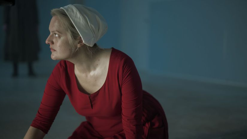 "The Handmaid's Tale -- ""Night"" - Episode 301 --..."