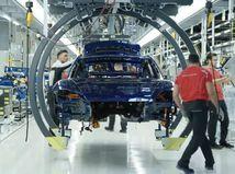 Porsche Taycan - výroba