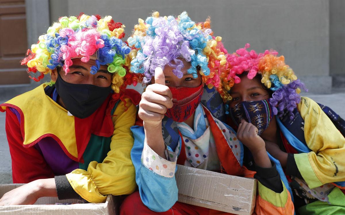 koronavírus, Bolívia