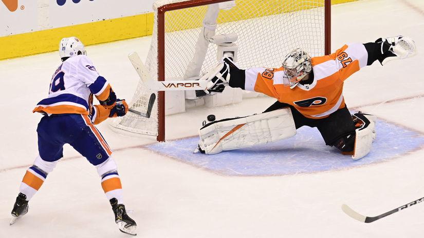 New York Islanders, Philadelphia Flyers