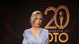 Redaktorka a moderátorka Veronika Cifra Ostrihoňová.
