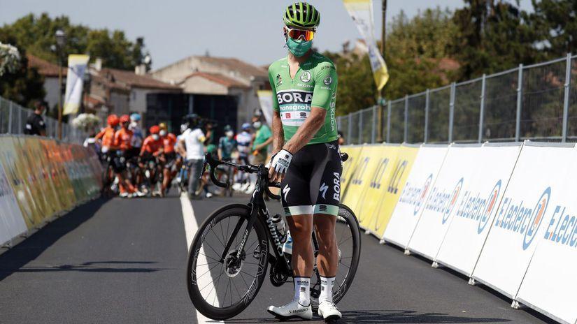 Francúzsko Cyklistika Tour de France 8.etapa Sagan