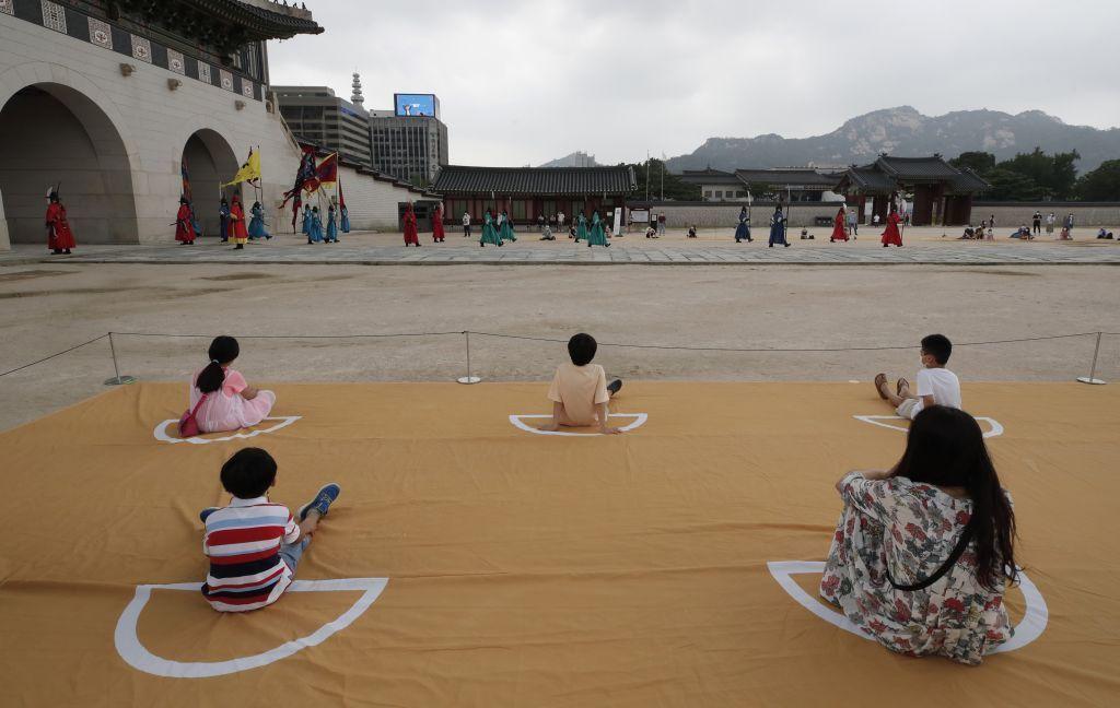 Južná Kórea, koronavírus