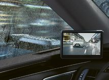 Lexus ES - digitálne zrkadlá