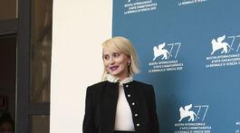 Italy Venice Film Festival 2020 The World To Come Photo Call