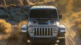 Jeep Wrangler Rubicon 4xe - 2021