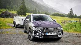 Hyundai Tucson - testy štvrtej generácie 2020