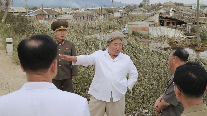Kim Čong-un / KĽDR / Severná Kórea /