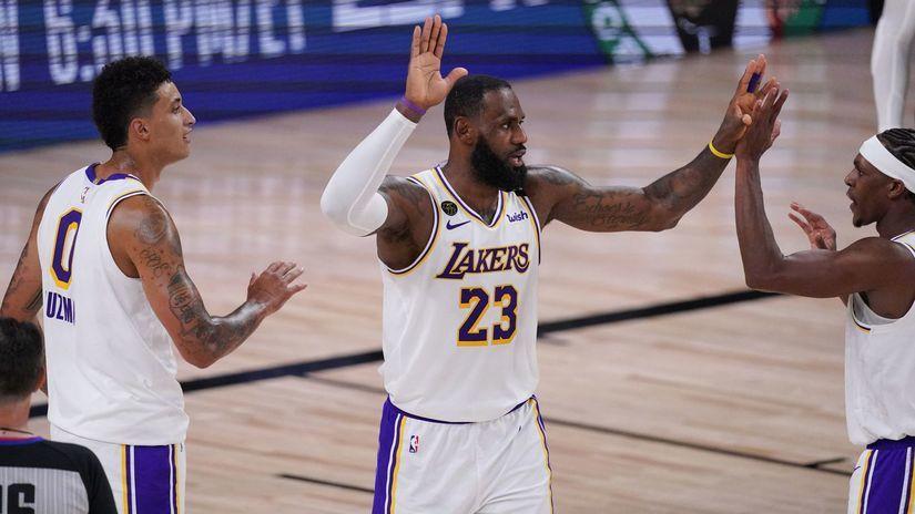 Lakers Rockets Basketball nba